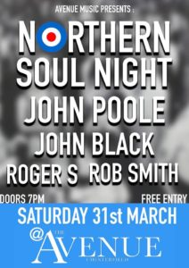 Northern Soul 31st
